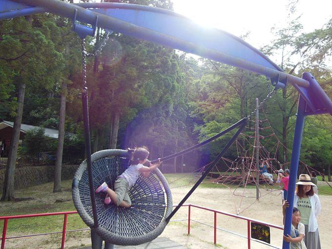 子どもの楽園の最大の魅力の遊具紹介 その2