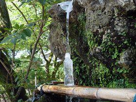 京都名水めぐり!ゴクゴク飲める極上の水分補給スポット5選|京都府|トラベルjp<たびねす>