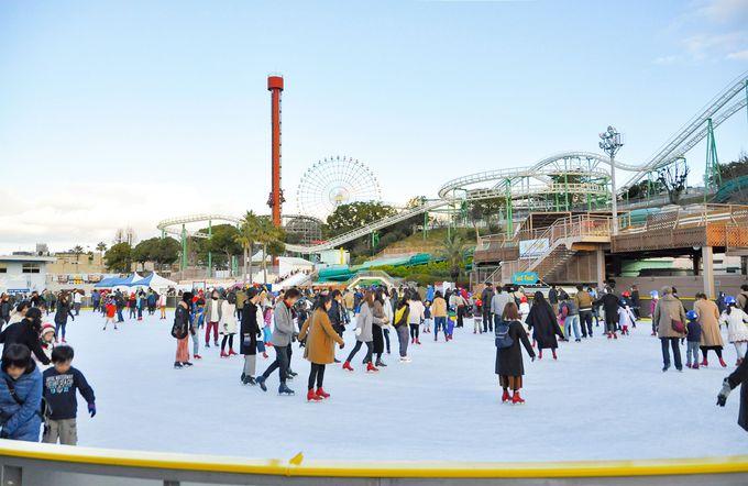 スケートも雪遊びも!大阪枚方・ひらパーウインターカーニバルで冬を満喫