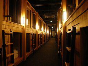 京都1人旅ベストのホテル!THE PRIME POD京都