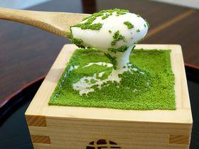 京都・抹茶館の抹茶ティラミスがトロリ!行列回避裏ワザあり