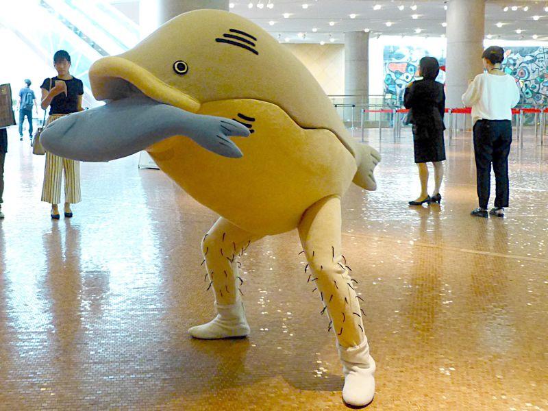 大阪・国立国際美術館でバベルの塔展!一生に一度を見るのは今