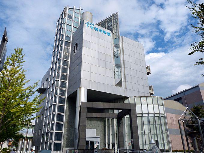 大阪市下水道科学館ってどんな施設?