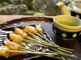 自転車で行く!京都洛北の定番和菓子と神社を巡る半日ツアー|京都府|トラベルjp<たびねす>
