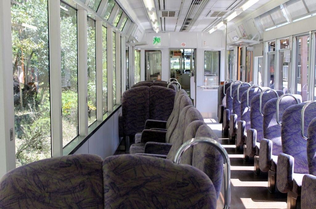 座席も景色も最高!普通運賃で乗れる展望列車『きらら』