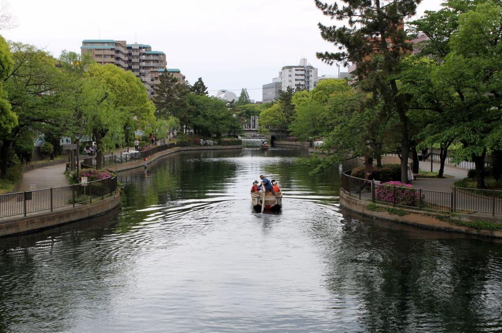 無料で体験できる和船で江戸情緒満喫!