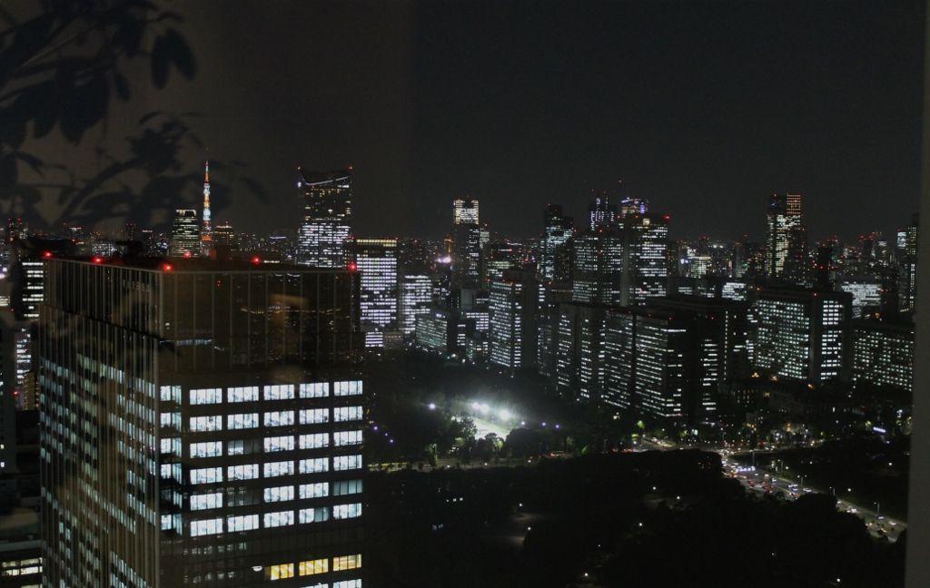 丸ビル5階テラス&35階展望フロア!2か所で楽しめるビュースポット