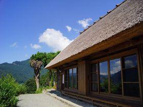 桃源郷のような別世界で泊まる!徳島県東祖谷の古民家ステイ|徳島県|トラベルjp<たびねす>