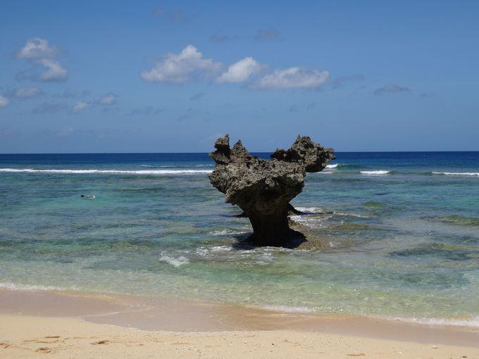 沖縄の原風景が残る古宇利島の探索ポイント