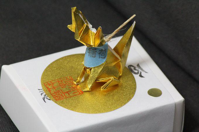 「折上稲荷神社」は折り紙つきのご利益!?