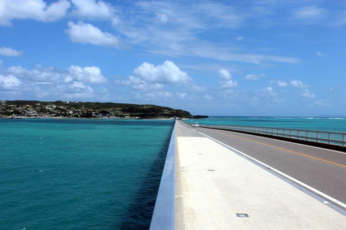 1日目:透明度抜群の車で行ける離島「古宇利島」