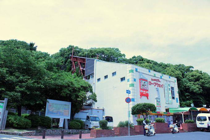 「カーレーター」に乗りたいなら須磨浦公園へ