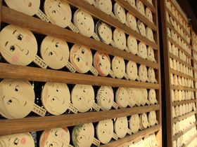 「鏡絵馬」で美人祈願!女性の為のパワースポット!〜京都・河合神社