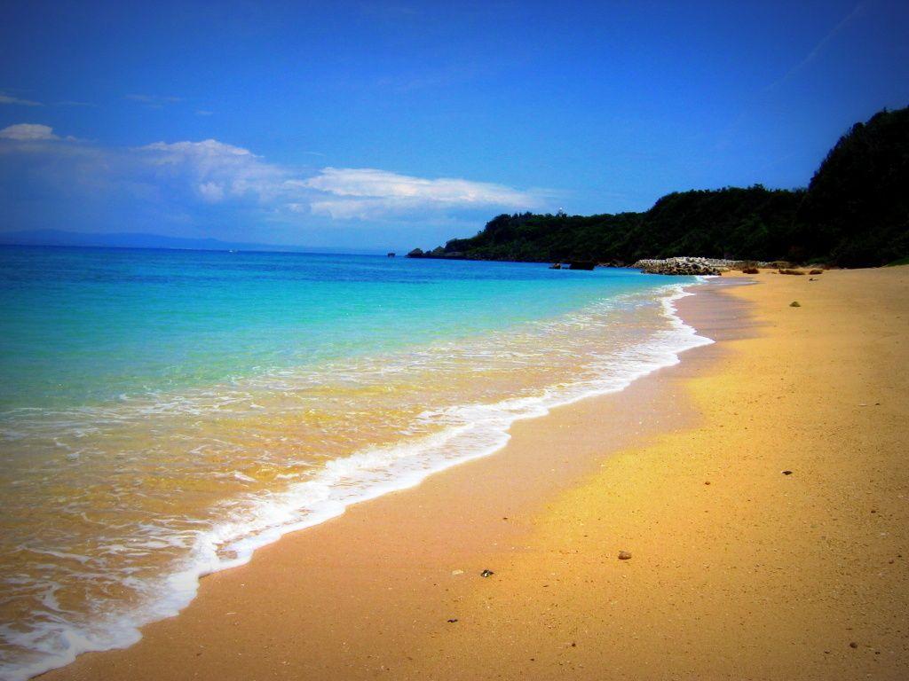 伊計島の穴場ビーチはここ!大泊ビーチ