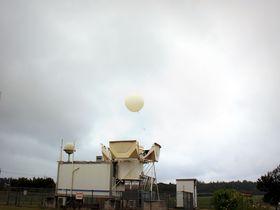 飛べ!ラジオゾンデ!台風観測の重要拠点〜南大東島地方気象台