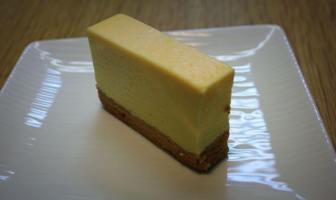 極楽へといざなうチーズケーキのお味とは!?