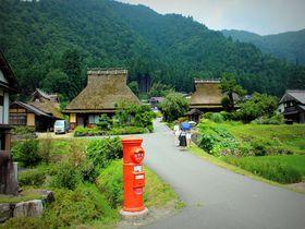 ザ・癒し!これがニッポンの原風景!京都『美山かやぶきの里』|京都府|トラベルjp<たびねす>