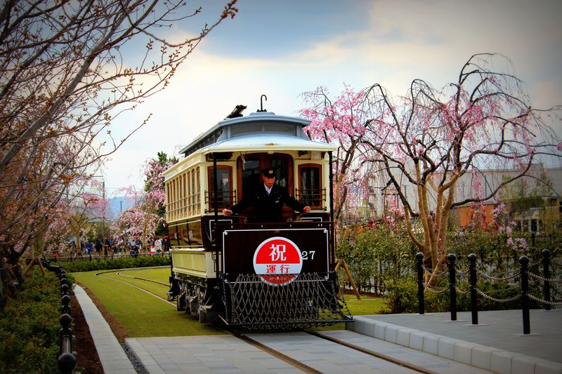 最新技術で甦った最古のチンチン電車に乗ろう「梅小路公園」〜京都