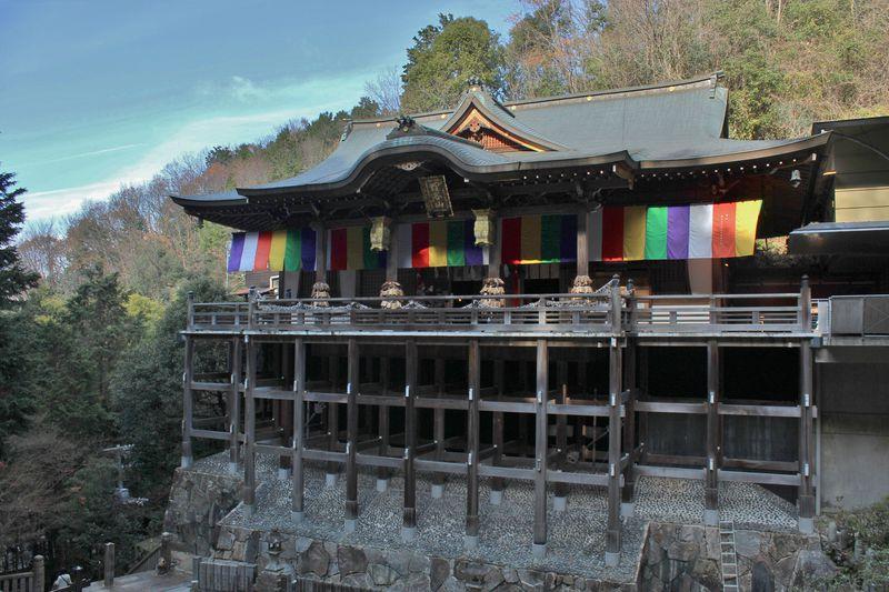 清水の舞台は二つあった?京都「狸谷山不動院」は知る人ぞ知るパワースポット!
