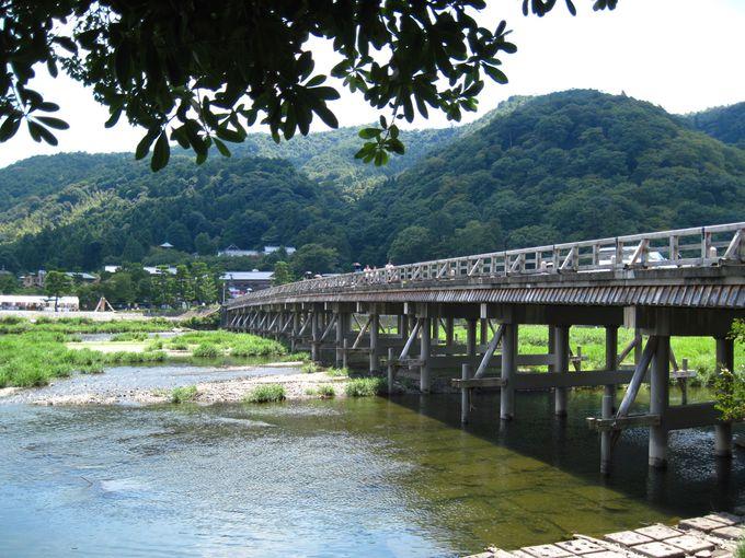 1.渡月橋