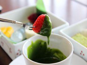 抹茶スイーツ好き必食!ジュヴァンセル「祇園フォンデュ」は女子感涙スイーツ!