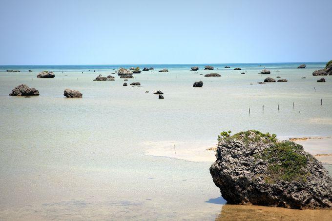 近くなった「佐和田の浜」