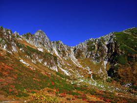 日本最高所のロープウェイで行く!長野・千畳敷カールの紅葉を見に行こう!