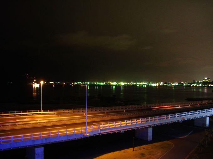 「那覇ビーチサイドホテル」はボーッと眺めたい景色が広がります。
