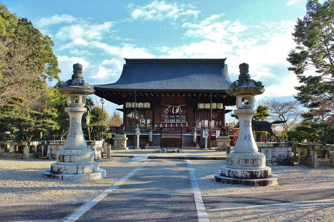 「乃木神社」と明治天皇陵