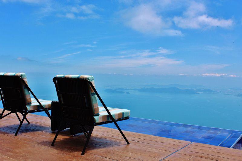 天空のインフィニティ!琵琶湖一望の「びわ湖テラス」が絶景すぎて凄い!
