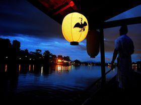 嵐山でお月見!「嵐響夜舟(らんきょうやふね)」でとっておきの夜を。|京都府|トラベルjp<たびねす>