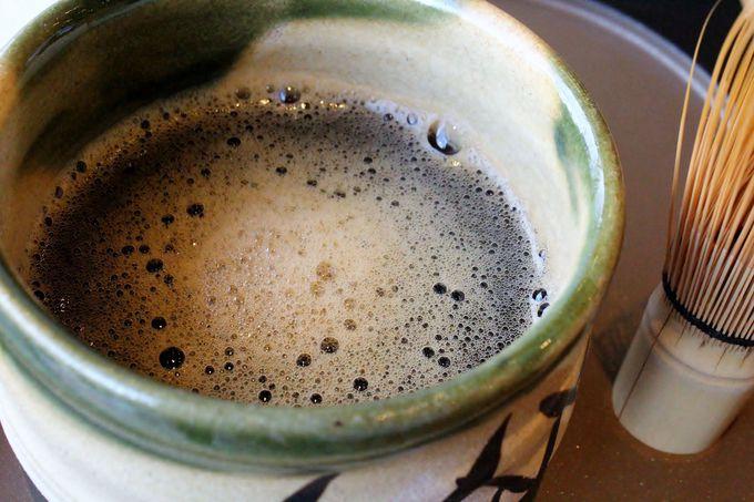プレミアム泡立てコーヒーも楽しもう