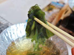 「ばばば」と驚くその美味さ!ホタワカ御膳は陸前高田の新名物!|岩手県|トラベルjp<たびねす>