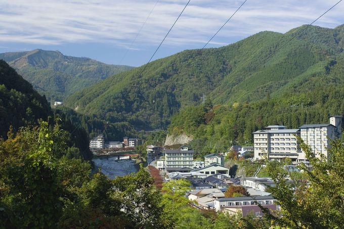 昼神温泉は「日本一の星空」阿智村にあり