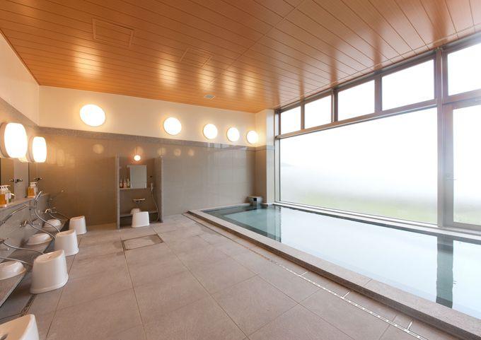嬉しい大浴場完備の「キャピタルホテル1000」