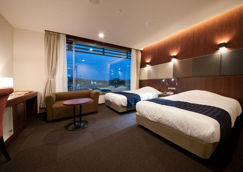 誓いのホテル「キャピタルホテル1000」で陸前高田の復興を目撃しよう