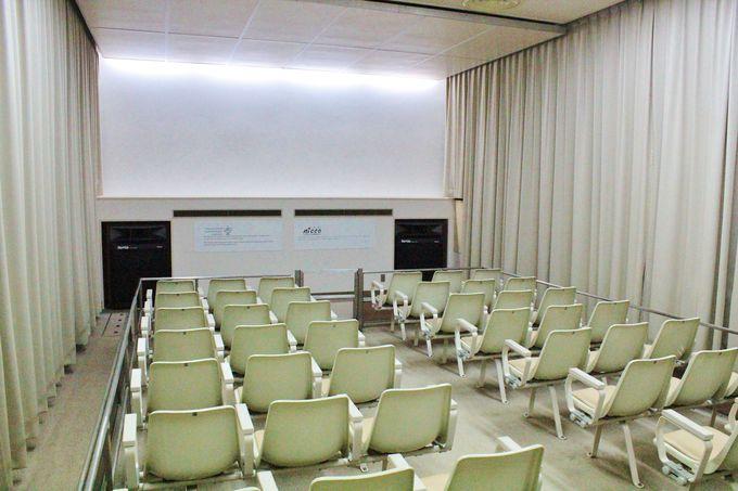 「唐桑半島ビジターセンター」のメインは日本初の「津波体験館」