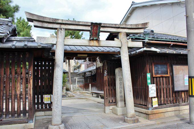 京都「幸神社」は縁結びにご利益!そして謎の猿がいる!?
