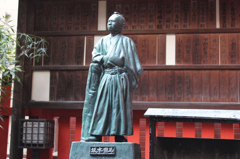 名所ひしめく!京都・木屋町界隈の幕末スポットめぐり