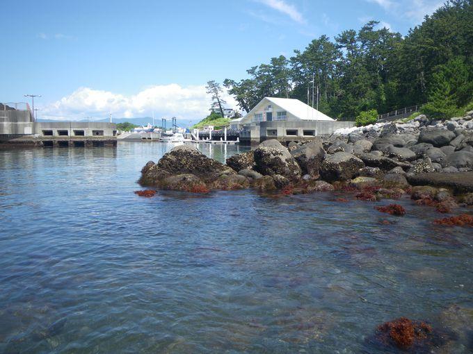 島内の観光スポット