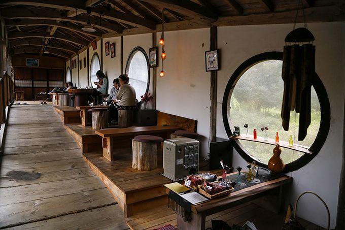 金蔵の五ヶ寺を散策!慶願寺にある「オープンカフェ木の音」は人気カフェ!