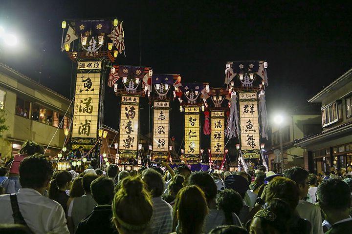 """能登七尾を代表する""""大きい""""""""高い""""大迫力の祭り3選"""