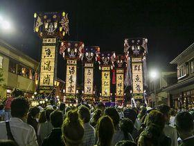 活気あふれる漁師町の勇壮で華麗なキリコ祭り!~石崎奉燈祭~|石川県|トラベルjp<たびねす>