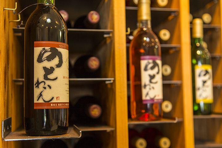 能登の自然が育んだイチゴにブルーベリー、ワインはいかが?