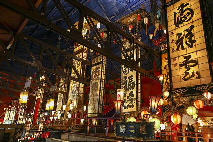 能登の伝統的なキリコ祭りの雰囲気を体感!〜キリコ会館〜