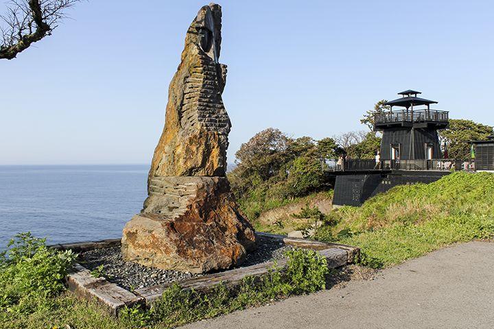 能登半島の最先端にある「日本三大パワースポット」!