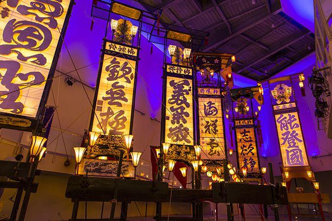 日本遺産に選定された「キリコ祭り」を体感!〜輪島キリコ会館〜