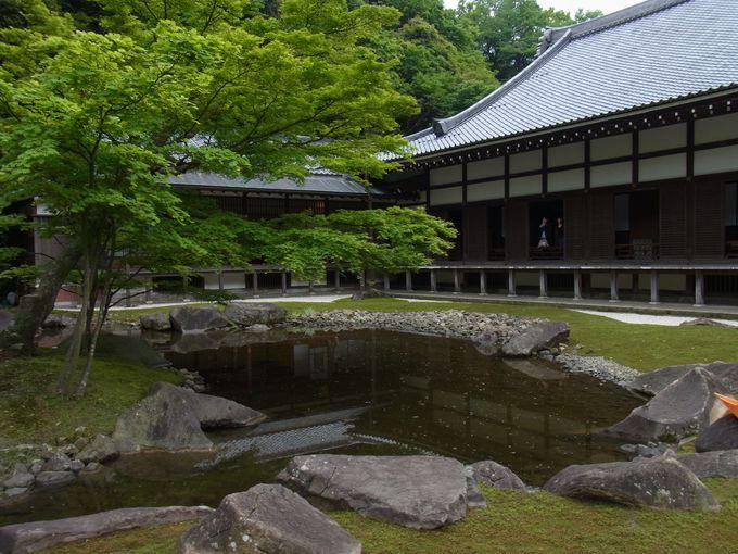 おだやかな中にも凛とした空気のただよう、臨済宗の双璧・円覚寺と建長寺