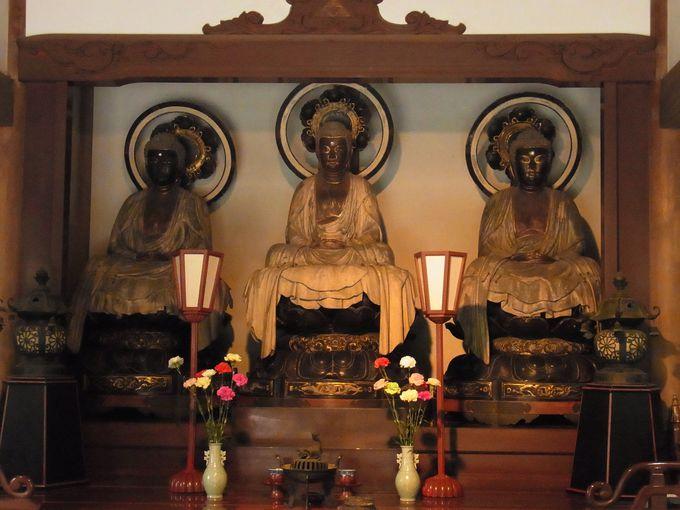 鎌倉五山第四位は境内すべてが国の史跡「浄智寺」