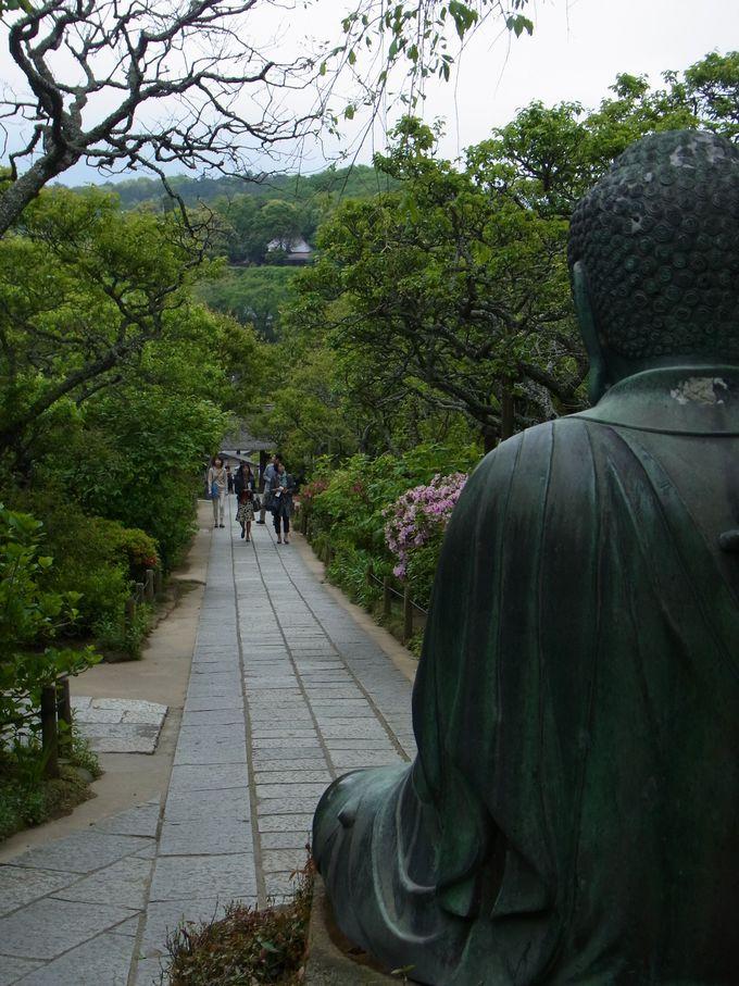 鎌倉尼五山のひとつ・縁切り寺の東慶寺